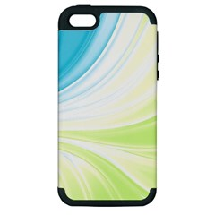 Colors Apple Iphone 5 Hardshell Case (pc+silicone) by ValentinaDesign