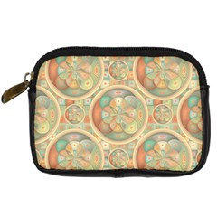 Complex Geometric Pattern Digital Camera Cases by linceazul
