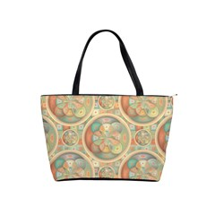 Complex Geometric Pattern Shoulder Handbags by linceazul