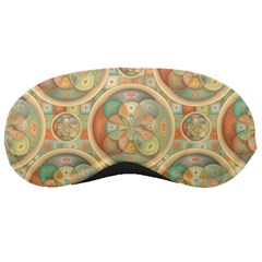 Complex Geometric Pattern Sleeping Masks by linceazul