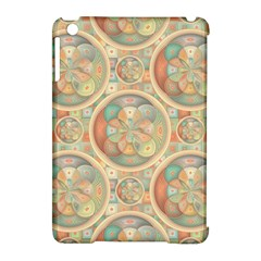 Complex Geometric Pattern Apple Ipad Mini Hardshell Case (compatible With Smart Cover) by linceazul