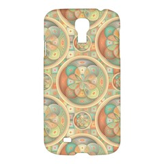 Complex Geometric Pattern Samsung Galaxy S4 I9500/i9505 Hardshell Case by linceazul