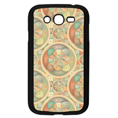 Complex Geometric Pattern Samsung Galaxy Grand Duos I9082 Case (black) by linceazul