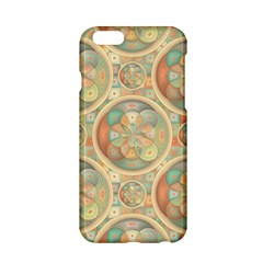 Complex Geometric Pattern Apple Iphone 6/6s Hardshell Case by linceazul
