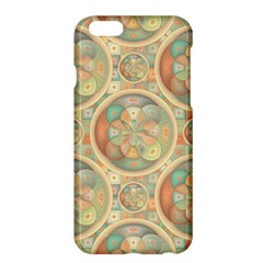 Complex Geometric Pattern Apple Iphone 6 Plus/6s Plus Hardshell Case by linceazul