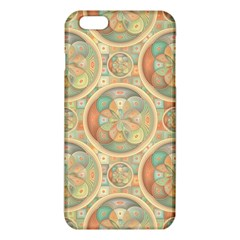 Complex Geometric Pattern Iphone 6 Plus/6s Plus Tpu Case by linceazul