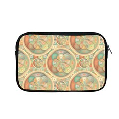 Complex Geometric Pattern Apple Macbook Pro 13  Zipper Case by linceazul
