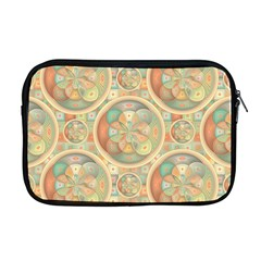 Complex Geometric Pattern Apple Macbook Pro 17  Zipper Case by linceazul