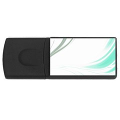 Colors Usb Flash Drive Rectangular (4 Gb) by ValentinaDesign