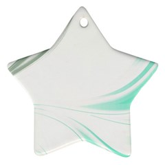 Colors Star Ornament (two Sides)