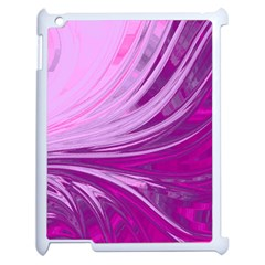 Colors Apple Ipad 2 Case (white) by ValentinaDesign