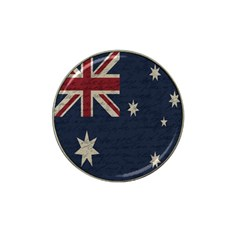 Vintage Australian Flag Hat Clip Ball Marker (10 Pack) by ValentinaDesign