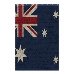 Vintage Australian Flag Shower Curtain 48  X 72  (small)  by ValentinaDesign