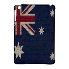 Vintage Australian Flag Apple Ipad Mini Hardshell Case (compatible With Smart Cover)