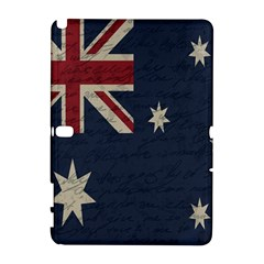 Vintage Australian Flag Galaxy Note 1 by ValentinaDesign