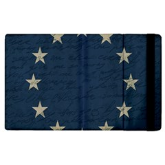 Vintage Flag   Eu Apple Ipad 2 Flip Case by ValentinaDesign