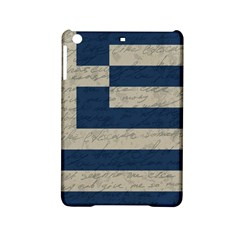 Vintage Flag   Greece Ipad Mini 2 Hardshell Cases by ValentinaDesign