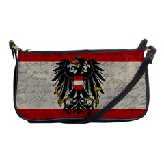 Vintage Flag   Austria Shoulder Clutch Bags by ValentinaDesign