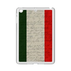 Vintage Flag   Italia Ipad Mini 2 Enamel Coated Cases by ValentinaDesign