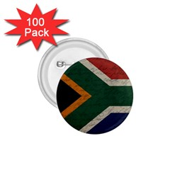 Vintage Flag   South Africa 1 75  Buttons (100 Pack)