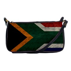 Vintage Flag   South Africa Shoulder Clutch Bags by ValentinaDesign
