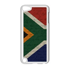 Vintage Flag   South Africa Apple Ipod Touch 5 Case (white) by ValentinaDesign