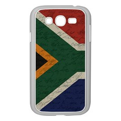 Vintage Flag   South Africa Samsung Galaxy Grand Duos I9082 Case (white)