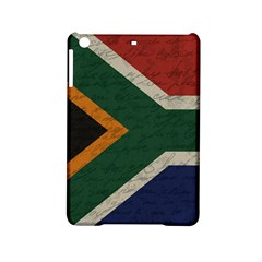 Vintage Flag   South Africa Ipad Mini 2 Hardshell Cases by ValentinaDesign