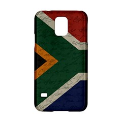 Vintage Flag   South Africa Samsung Galaxy S5 Hardshell Case  by ValentinaDesign
