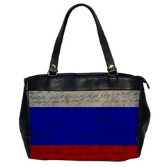 Vintage Flag   Russia Office Handbags by ValentinaDesign