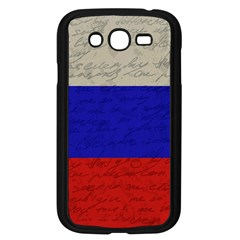 Vintage Flag   Russia Samsung Galaxy Grand Duos I9082 Case (black) by ValentinaDesign