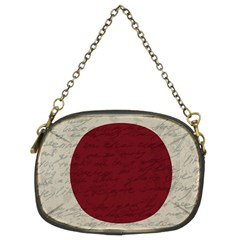 Vintage Flag   Japan Chain Purses (two Sides)  by ValentinaDesign