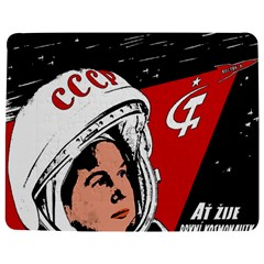 Valentina Tereshkova Jigsaw Puzzle Photo Stand (rectangular) by Valentinaart