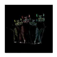 Cats Tile Coasters
