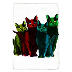 Cats Flap Covers (l)  by Valentinaart