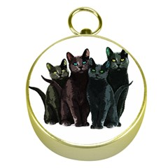 Cats Gold Compasses
