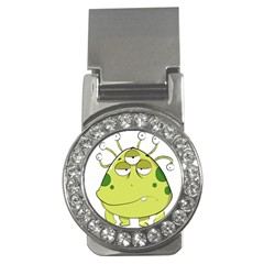 The Most Ugly Alien Ever Money Clips (cz)  by Catifornia