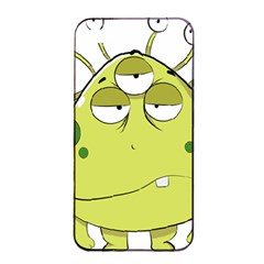 The Most Ugly Alien Ever Apple Iphone 4/4s Seamless Case (black) by Catifornia