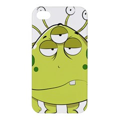 The Most Ugly Alien Ever Apple Iphone 4/4s Premium Hardshell Case by Catifornia