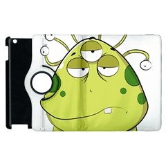 The Most Ugly Alien Ever Apple Ipad 2 Flip 360 Case by Catifornia
