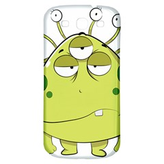 The Most Ugly Alien Ever Samsung Galaxy S3 S Iii Classic Hardshell Back Case by Catifornia