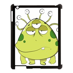 The Most Ugly Alien Ever Apple Ipad 3/4 Case (black) by Catifornia