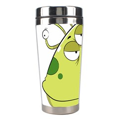 The Most Ugly Alien Ever Stainless Steel Travel Tumblers by Catifornia