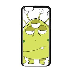 The Most Ugly Alien Ever Apple Iphone 6/6s Black Enamel Case by Catifornia