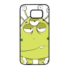 The Most Ugly Alien Ever Samsung Galaxy S7 Edge Black Seamless Case by Catifornia