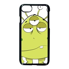 The Most Ugly Alien Ever Apple Iphone 7 Seamless Case (black) by Catifornia
