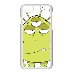The Most Ugly Alien Ever Apple Iphone 7 Seamless Case (white) by Catifornia