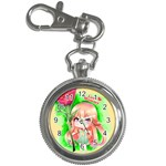 Happy Mother s Day Furry Girl Key Chain Watches Front