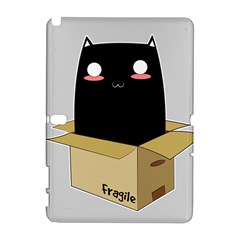 Black Cat In A Box Galaxy Note 1 by Catifornia