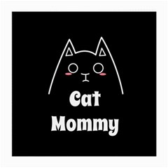 Love My Cat Mommy Medium Glasses Cloth by Catifornia